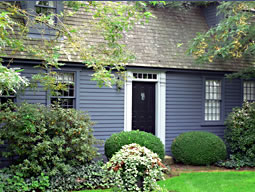 Abial Andrews House, Nantucket