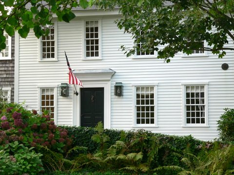 Abigail Folger House, Nantucket, MA